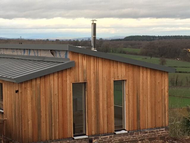 Vieo Zinc Roofing